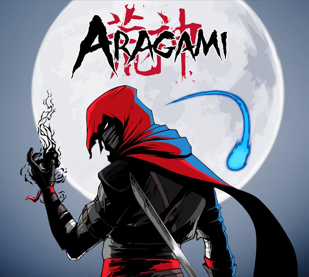 Aragami - Cover